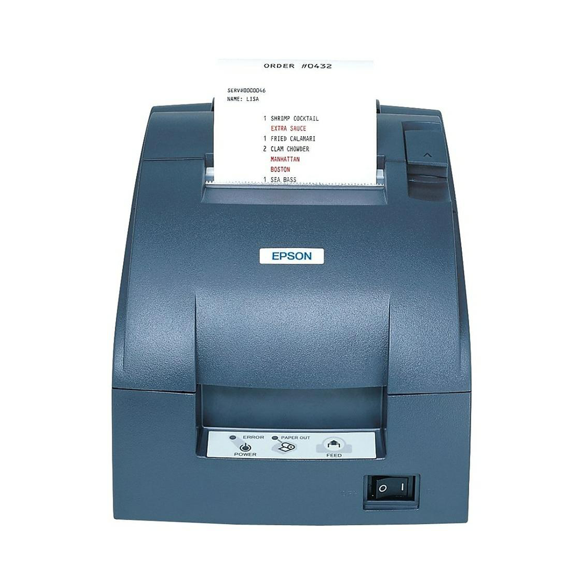 Epson TM-U220 Receipt & Kitchen Printer