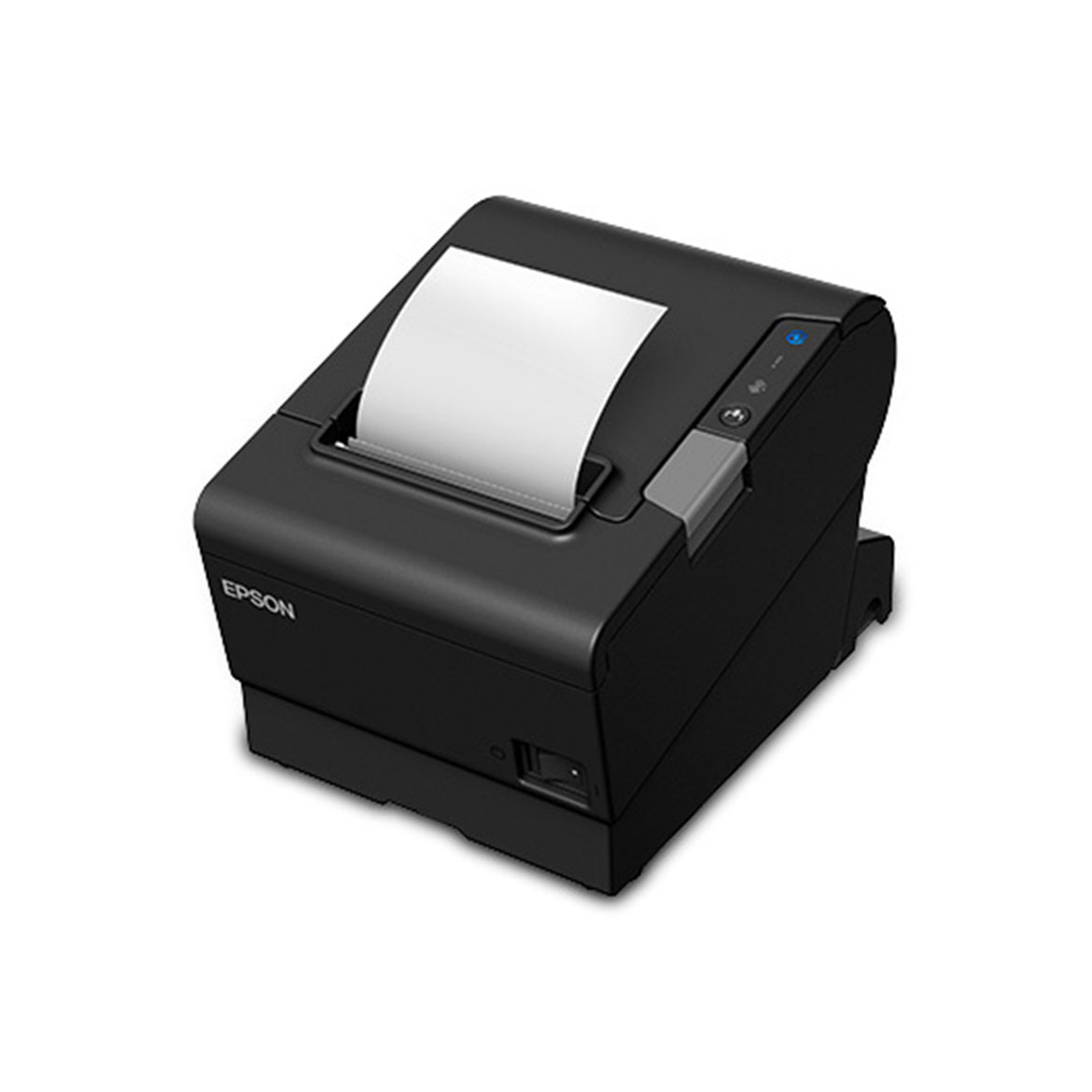 Black color Epson TM-88VI Thermal receipt printer top image