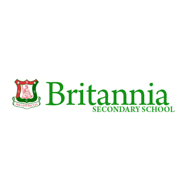 Britannia Secondary School Logo
