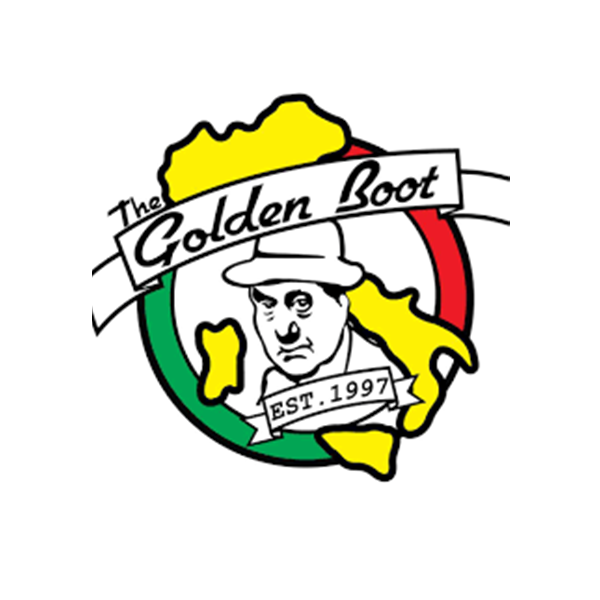 The Golden Boot Logo